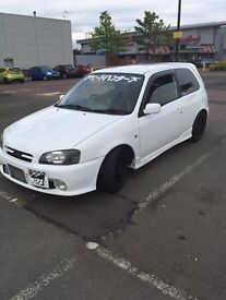 Toyota Glanza mint