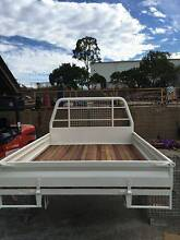 Steel Ute Trays Custom Built Wacol Brisbane South West Preview