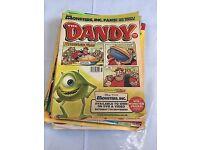 ~20 dandy comics