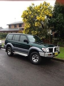 1999 Toyota LandCruiser Wagon Muswellbrook Muswellbrook Area Preview