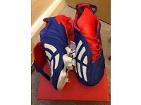Adidas Predator Mania Japan Blue Size UK 6