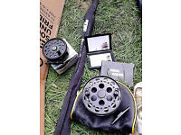 Classic fly reels