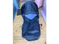 Baby jogger citi carrycot / bassinet