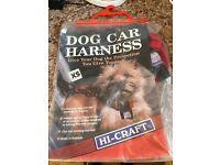 Hicraft dog car harness