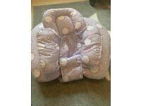 Clevamama cushion