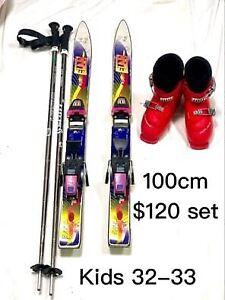 Snow ski gear  pickup Hornsby