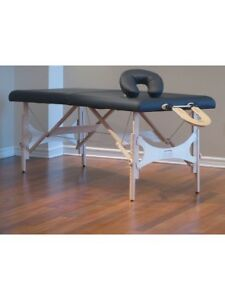 Massage Table + Head Rest + Leg Extension + Arm Rest +...