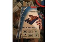 Pet cooling mat new
