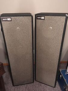 Vintage Sunn pair of 4x12 columns - Located in Saskatoon