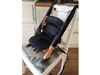 Used - Hnadysit portable wooden high chair