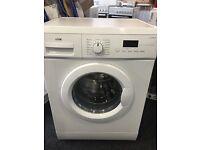 Reconditioned 6kg 1200 spin washing machine