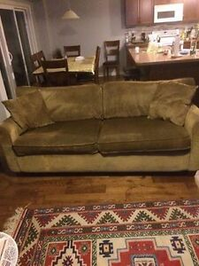 PIER 1 IMPORT SOFA SET Kitchener / Waterloo Kitchener Area image 1