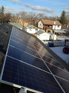 Fully Installed 5kw solar system roof mount $10660