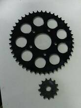 HONDA XR200R XR200 XR 200R XR 200 1983 SPROCKET KIT NOS Trafalgar Baw Baw Area Preview