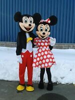 Mickey and Minnie Themed Birthday Party