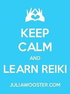 Reiki Level One with an animal Reiki component