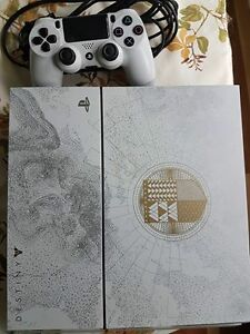 PS4 Destiny Taken King Edition Console. Mint Condition