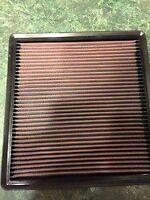 K&N  air filter  2011+ F150