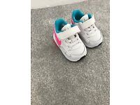Baby Nike trainers size 1.5