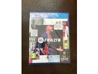 Fifa 21 for PS5 and PS4 BRAND NEW/ SEALED