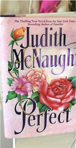 Judith mcnaught hardcover book Perfect