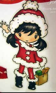 Sugar nellie rubber stamps (from Scotland) - collection of 8 Kingston Kingston Area image 3