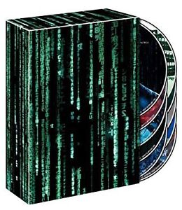 Ultimate Matrix Collection DVD Set