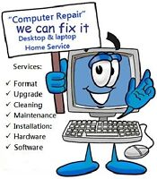 Professional Computer Specialist