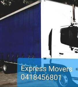 Express Removal service