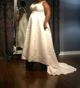 Size 16 Ivory Wedding Dress New