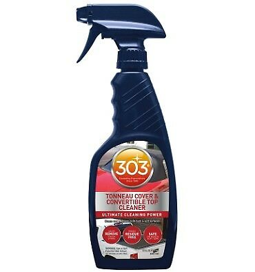 303 Convertible Top Cleaner - 303 Products Convertible Soft Top Cleaner 473ml - Quality Car Fabric Raggtopp