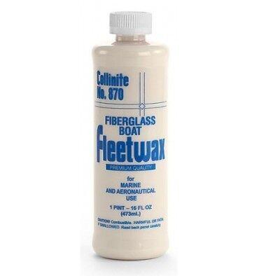 Collinite No. 870 Fleetwax Liquid Cleaner - Wax 473ml