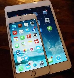 Swap- your iPhone 6s Plus for either my iPhone6 or iPadmini2