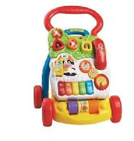 Baby walker bargain price - VTech First Steps
