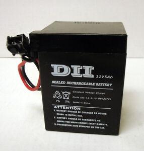189589 Ayp 12 Volt Electric Start Lawn Mower Battery
