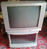 Electrohome TV with stand *** priced to sell***