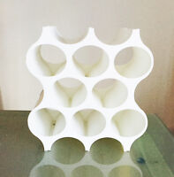 DESIGNER BOTTLE RACK - must have!!