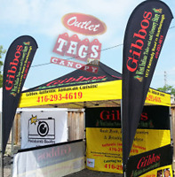 GET YOUR CUSTOM TENT FOR YOUR EVENT!