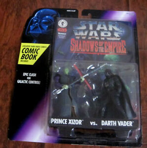 Star Wars Shadows of the Empire Figures Cambridge Kitchener Area image 5