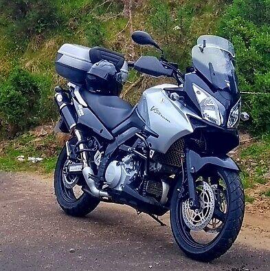 2008 Suzuki DL 1000
