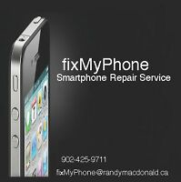 Fix iPhone, Blackberry, Samsung, LG. Cheapest in HRM!  425-9711
