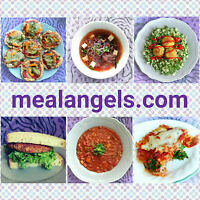 THE MEAL ANGELS ARE HERE!! 36 MEAL FOR ONLY $129/WK ONTARIO WIDE