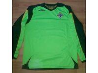 Northern Ireland GK shirt 2006/08