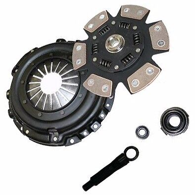 Competition Clutch Kit Stage 4 Sprung 02-06 Acura RSX Type-S / 02-11 Civic Si