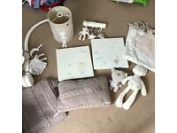 Baby room accessories
