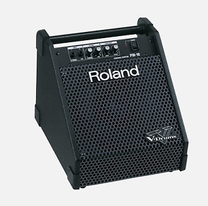 Roland - PM-10   Personal Monitor Amplifier