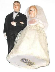 Wedding Cake Toppers Unique Beach Gay Vintage eBay