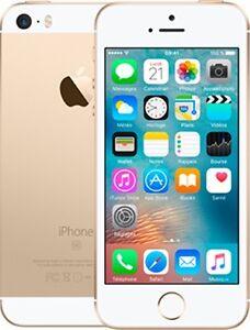 iPhone SE gold 16Go *3 MOIS D'UTILISATION*