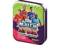 Match Attax 2016/2017