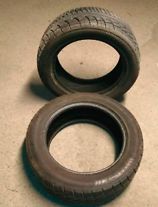 2 Radial tires 215-55-17. Summer. 20$ for both.